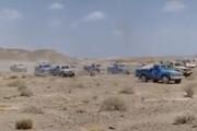 فرماندار سراوان: ۵۰۰ نفر به ساختمان فرمانداری حمله کردند