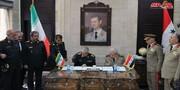 إيران وسوريا توقعان مذكرة تعاون شاملة في شتى المجالات