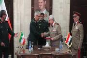جزئیات توافقنامه همکاریهای نظامی و امنیتی ایران و سوریه