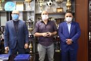 واکنش منصوریان به شایعات جنجالی درباره بخشیدن مطالباتش/ عکس
