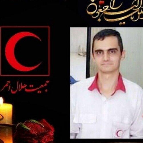 پیام تسلیت استاندار چهارمحال وبختیاری به مناسبت درگذشت امدادگر جوان هلال احمر