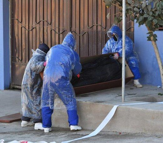 اجساد کرونایی کنار زبالهدانیها در بولیوی/عکس