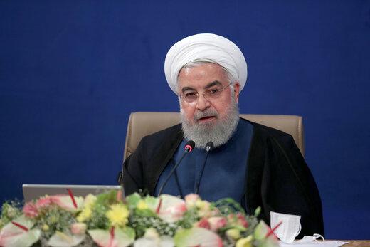 روحانی: الطاقة الاستیعابیة لمیناء جابهار تضاعفت الی 8.5 ملیون طن