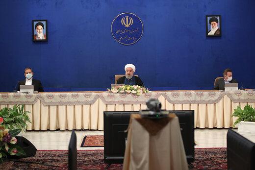 ببینید | حسن روحانی: باید اجتماعات را ممنوع کنیم