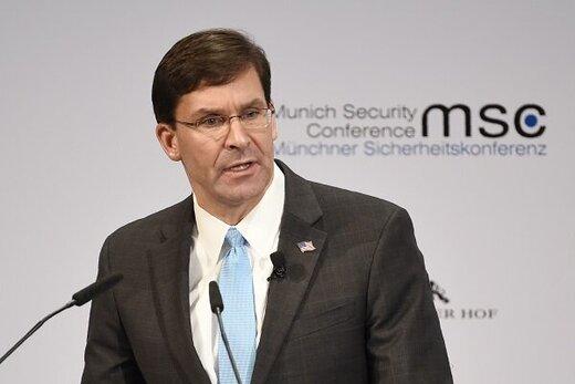 اسپر: از اقدامات تهاجمی ایران جلوگیری کردیم!