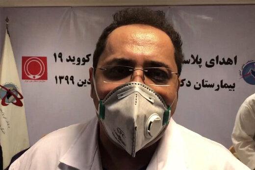 ببینید   واکنش صریح دکتر هاشمیان درباره آمار سر به فلک کشیده قربانیان این روزهای کرونا/آن روزها دقیق نبودیم!