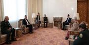 جزئیات مهم توافق نظامی ایران و سوریه در جریان سفر سرلشکر باقری
