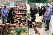 عکس | پیوستن شهردار تهران به پویش خرید بدون استفاده از کیسه پلاستیکی