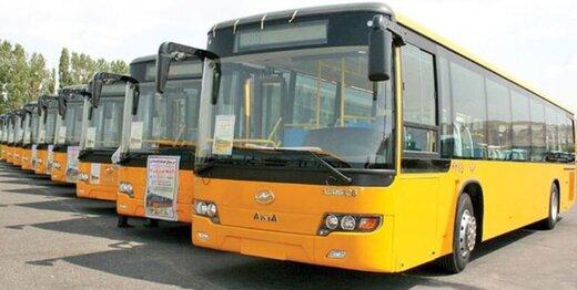 گلایه مدیرعامل شرکت واحد اتوبوسرانی تهران از دولت