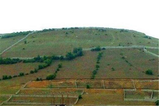 زمینخواری ۴۰۰ میلیارد ریالی در پایتخت کشف شد