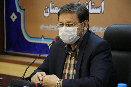 ممنوعیت برگزاری هر نوع تجمعی در استان سمنان