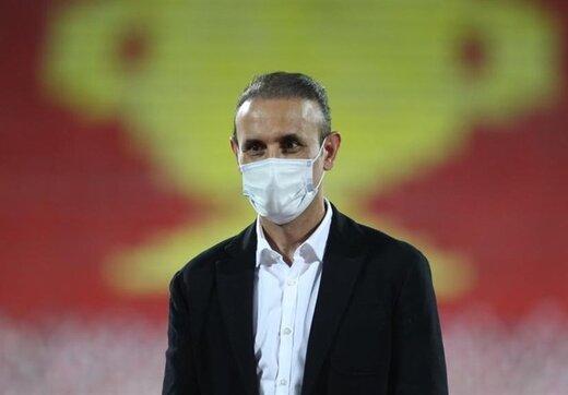 """واکنش گلمحمدی به دعوت از برانکو و کالدرون/دست از """"شومنبازی"""" بردارید/عکس"""
