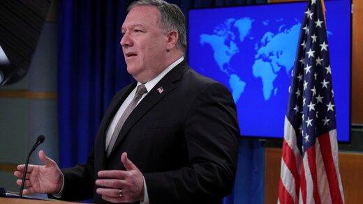 واکنش پمپئو به گزارش سازمان ملل درباره ترور شهید سلیمانی