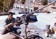 همراهِ حاج احمد متوسلیان که بعد از ۱۱ بار مجروحیت شهید شد +تصاویر