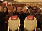 استراحت امیر آقایی در پشتِ صحنه سریال «آقازاده»/ عکس