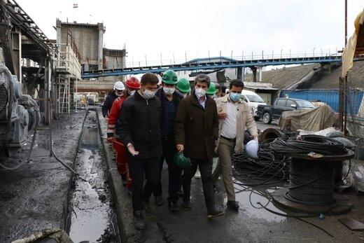 مردادماه، پایان عملیات احداث تونل کانیسیب به دریاچه ارومیه