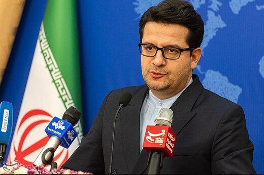 ببینید   توضیحات سخنگوی وزارت خارجه درباره روابط ایران و چین