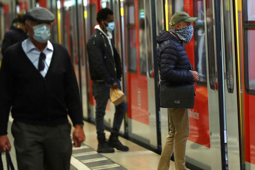 ببینید   جریمه ۵۰۰ یورویی ماسک نزدن در آلمان