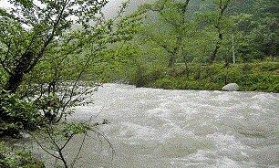 هشدار سازمان هواشناسی مبنی بر بالا آمدن ناگهانی آب رودخانهها در چند استان