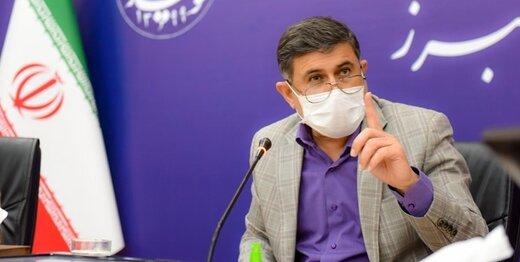 استاندار البرز: بیمارستان صحرایی ظرف یک هفته آماده شود/ روند شیوع بیماری شدت گرفته است