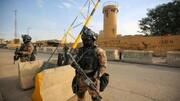 کشف موشک آماده به شلیک در بغداد