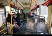 رانندگان اتوبوس روزانه به ۱۱ هزار ماسک نیاز دارند