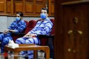 تصاویر | اولین جلسه دادگاه مدیران سابق بانک مرکزی