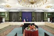 روحانی: هیچ کشوری نمیتواند فعالیتهای اقتصادی را تعطیل کند اما...