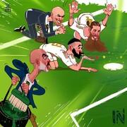 من و بازیکنان تیم، عاشق پنالتی هستیم!