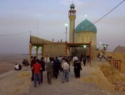اطراف کوه خضر نبی(ع) در قم ساماندهی شود