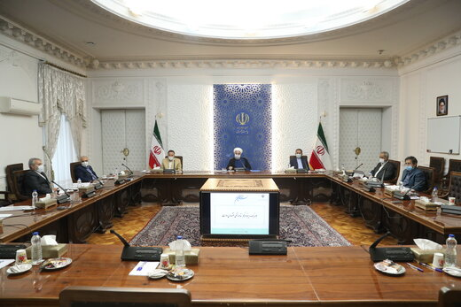 اتمامحجت روحانی با سوداگران ارز صادراتی/اجرایسیاستهای تعادلارزی