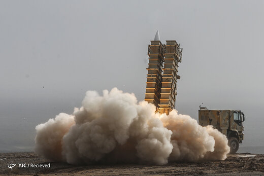 ویژگی متفاوت و مهم رزمایش مشترک سپاه و ارتش /تست موفق سامانه موشکی ۱۵ خرداد