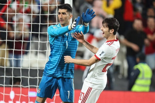 Iran's Beiranvand among ACL2018 Best Goalkeepers