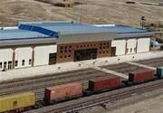 ۱۳۱ واگن از کالاهای ایرانی به ترکمنستان صادر شد