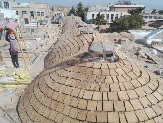 هزینه هفت میلیارد ریالی برای مرمت بازار تاریخی سمنان
