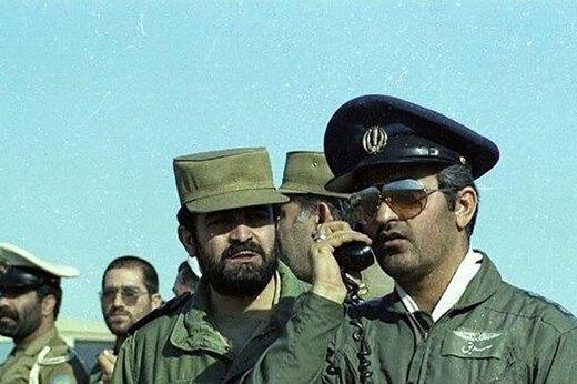 ببینید | تصاویری از مرحوم امیر هوشنگ صدیق فرمانده اسبق ارتش که در اثر کرونا درگذشت