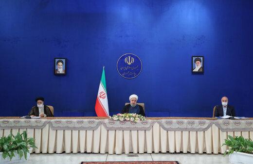 روحانی: رهبری فرمودند فرمانده جنگ اقتصادی رئیس جمهور باشد