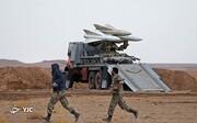 این سامانه موشکی ارتش ۱۰۰ هدف را به صورت همزمان رهگیری میکند /شاهین و شلمچه، تیرهای مرگبار سامانه مرصاد+تصاویر