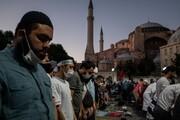 غرب مجسمه ها را سرنگون می کند،اردوغان قسطنطنیه را باز پس می گیرد