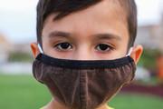 تصاویر | کودکان هم ماسک میزنند!