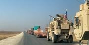 تجهیزات تازه آمریکایی وارد سوریه شد