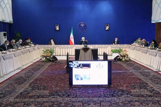 در جلسه شورای انقلاب فرهنگی به ریاست روحانی چه گذشت؟