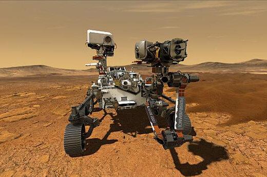 ببینید | مریخنورد ناسا در جستجوی نشانههای حیات روی سیاره سرخ