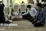 ببینید | آخرین وضعیت «کیانوش گرامی» بازیگر سینما و تلویزیون پس از ابتلا به کرونا