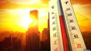 هشدار هواشناسی نسبت به احتمال رخداد دمای ۵۰ درجه در دو استان