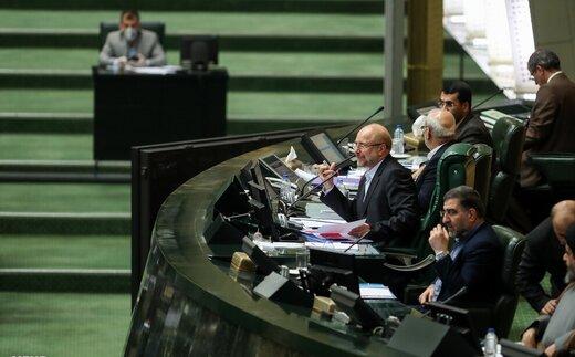 بگومگوی احمدی نژادی ها و پایداری ها با قالیباف