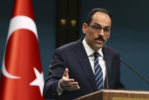 گزارش ترکیه از اقدام تازه ی.پ.گ در حسکه سوریه