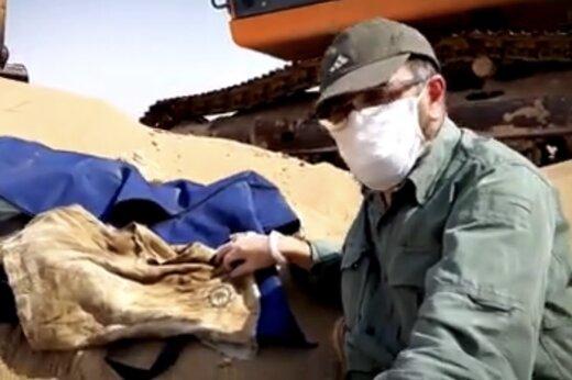 ببینید   پیدا شدن شهید مفقودالاثر در منطقه فکه