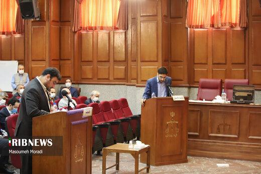 دومین جلسه دادگاه برخی مدیران سابق بانک مرکزی
