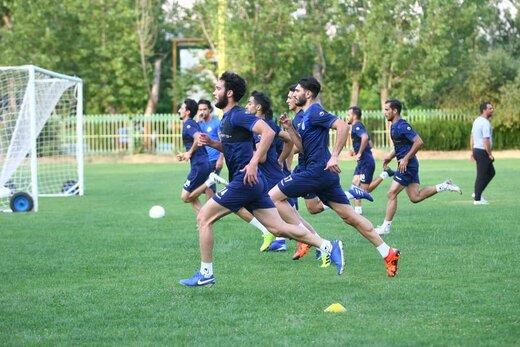 بازیکنان کرونایی استقلال خوب شدند و برگشتند/عکس